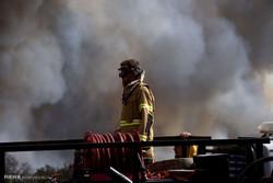 آتشسوزی یک واحد آپارتمان در ۴۰۰ دستگاه سمنان مهار شد