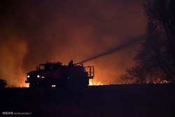 آتش سوزی مرگبار در اوکلاهاما