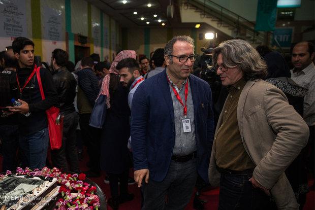 مراسم افتتاح الدورة الـ 36 لمهرجان فجر الدولي في العاصمة طهران