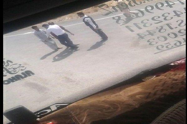 فلم/ ٹریفک پولیس اہلکار پر تشدد کرنے والے ملزم نے پشیمانی کا اظہار کردیا
