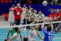إيران تهزم مصر وتتأهل لنصف نهائي بطولة العالم بالكرة الطائرة جلوس