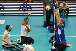 Iran sitting volleyball overpower the U.S. at World Super 6