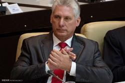 رئيس كوبا : ندعم حق الفلسطينيين بإقامة دولتهم