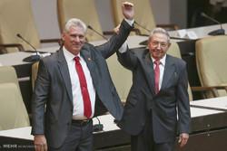 انتخاب میگوئل دیاز کانل رئیس جمهور جدید کوبا