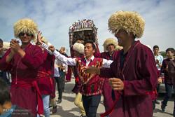 Geleneksel Türkmen Düğünü