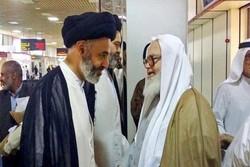 بازگشت عالم برجسته بحرینی به کشور بعد از طی دوره درمانی