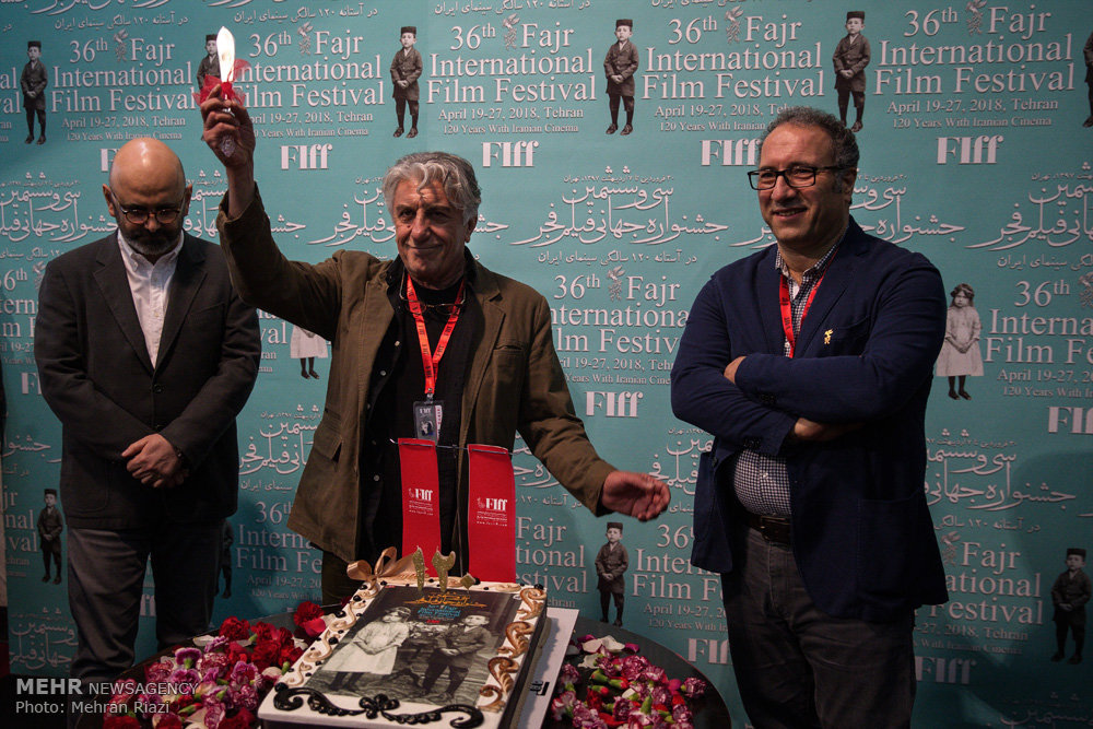 Iran celebrates 120 years of national film history