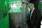 بازدید وزیر دفاع از دو پروژه مهندسان ایرانی در حرم امام حسین (ع)