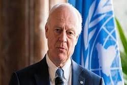 UN Syria envoy due in Tehran today