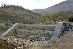 آغاز پروژه های آبخیزداری با اعتبار ۴ میلیارد تومان در فیروزکوه