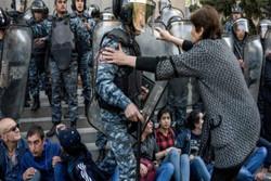 Ermenistan'da Sarkisyan karşıtı protestolar devam ediyor