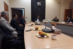 نشست ساخت پردیس سینمایی پیروزی در کرمانشاه