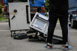 دستگیری سارقان دستگاه های خودپرداز