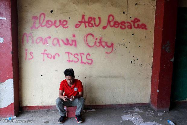 شهر ماراوی بعد از شکست داعش