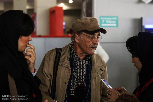 سومین روز سی و ششمین جشنواره جهانی فیلم فجر