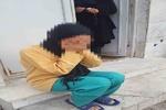 دختر قاتل در جهرم دستگیر شد