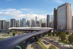 نخستین هایپرلوپ تجاری دنیا ۲۰۲۰ افتتاح می شود