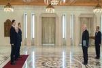 بشار اسد استوار نامه سفیر پاکستان در سوریه را دریافت کرد