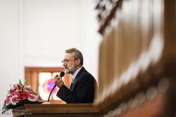 مراسم تجلیل از نمایندگان و کارمندان جانباز مجلس شورای اسلامی