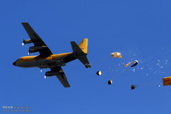 Iran overhauls C-130 transportation plane