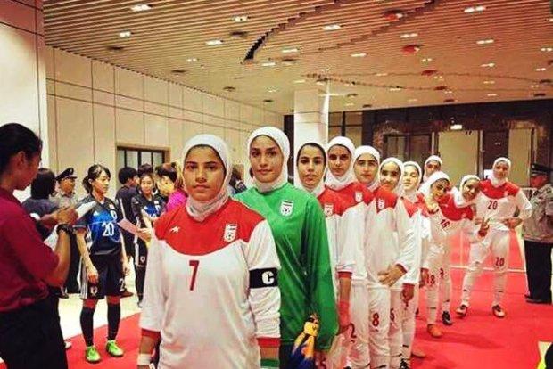 2764559 - بی توجهی خوزستان به لیگ فوتبال بانوان/مجبورم درشهر دیگری بازی کنم