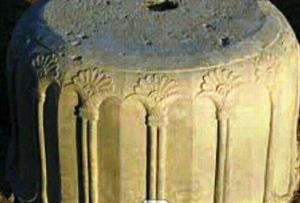 Achaemenid-era objects seized in Fars