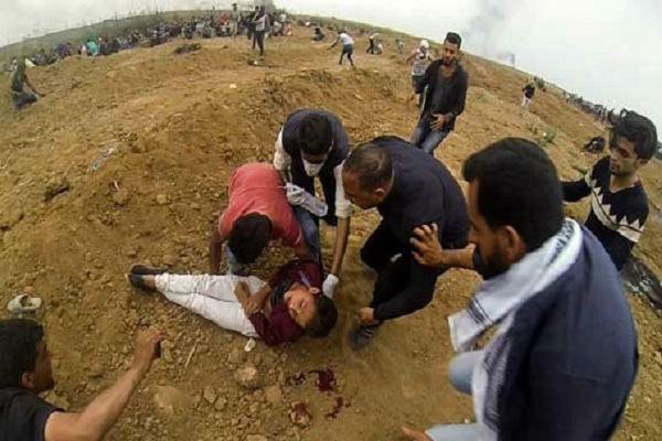 خانواده نوجوان شهید فلسطینی خواستار محاکمه نتانیاهو شدند