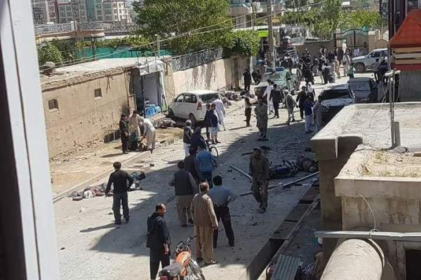 وقوع انفجار در غرب کابل/ ۳۱ نفر کشته شدند