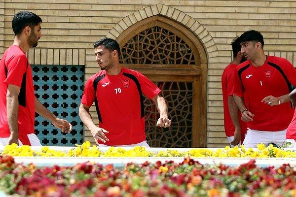 2764815 - نرمش صبحگاهی سرخپوشان در اصفهان