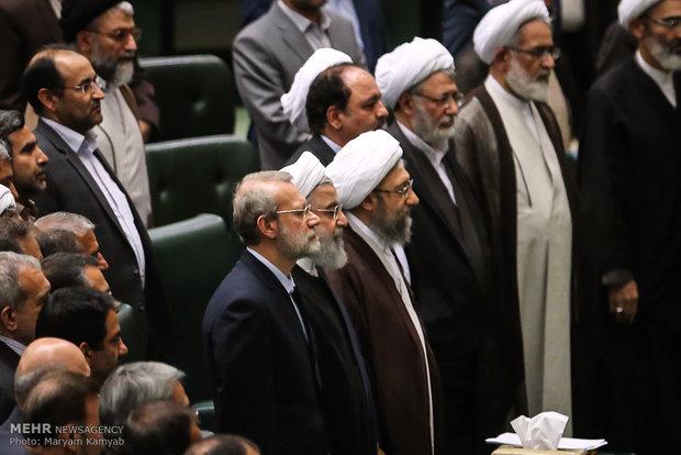 اجتماع رؤساء السلطات الثلاث في ايران