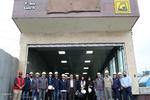 بازدید اعضای شورای شهر تهران از خط 6 مترو