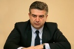 «کارن کاراپتیان» نخستوزیر موقت ارمنستان شد
