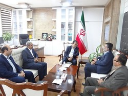 نشست با مدیرعامل آبفار استان بوشهر