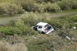 حادثه رانندگی در استان کرمانشاه ۲ کشته برجا گذاشت