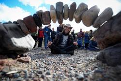 اسکاٹ لینڈ میں پتھر رکھنے اور چننے کا مقابلہ