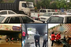 راهکار مدیریت شهری خرمآباد پس از باران: دروازهها را ببندید!