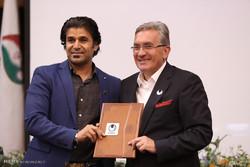 امضای قرارداد شرکت ال اشپرت با برانکو و سید حسین حسینی