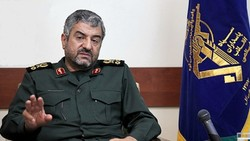 General Jafari denounces U.S. Syria raid as 'cheap'