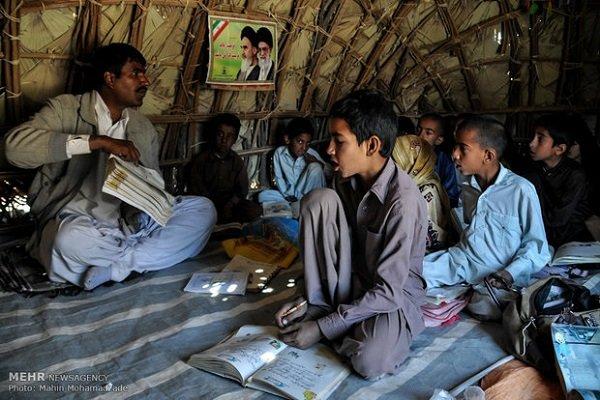 کمبود مدرسه در سيستان و بلوچستان