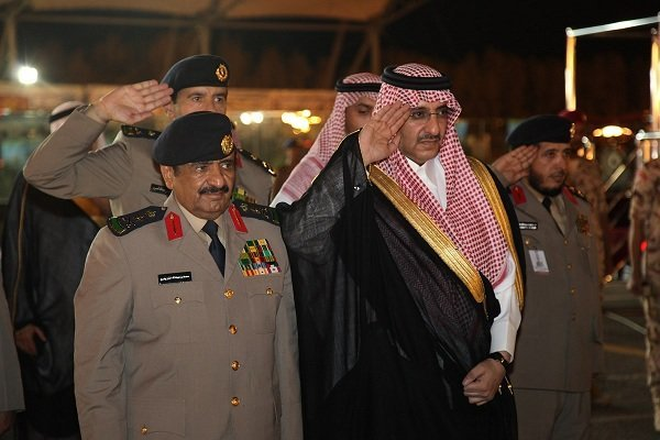 سعودی عرب کے شاہی محل پر محمد بن نائف کے حامیوں نے فائرنگ کی