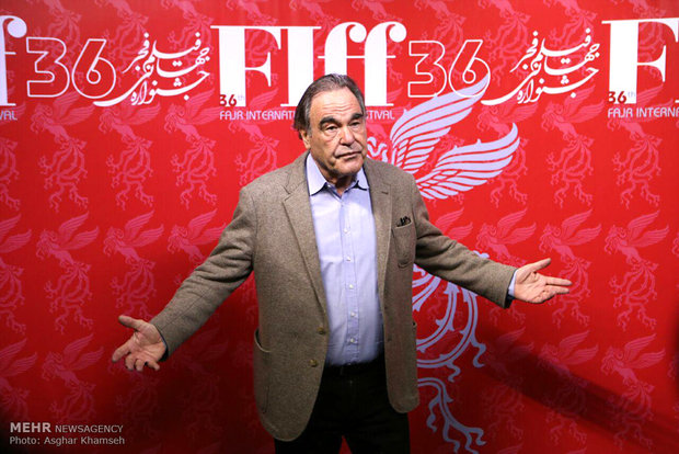 Oliver Stone at FIFF36