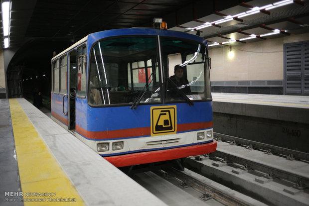 اتفاق تازه ای در خط ۶ مترو تا پایان شهریور نمی افتد