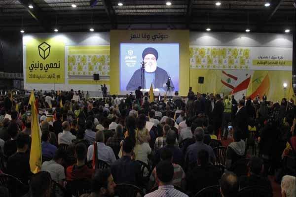 نصرالله: مقاومت حامی لبنان است