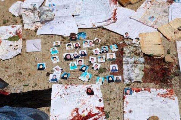 افزایش قربانیان حمله دیروز کابل به 57 کشته و 119 زخمی