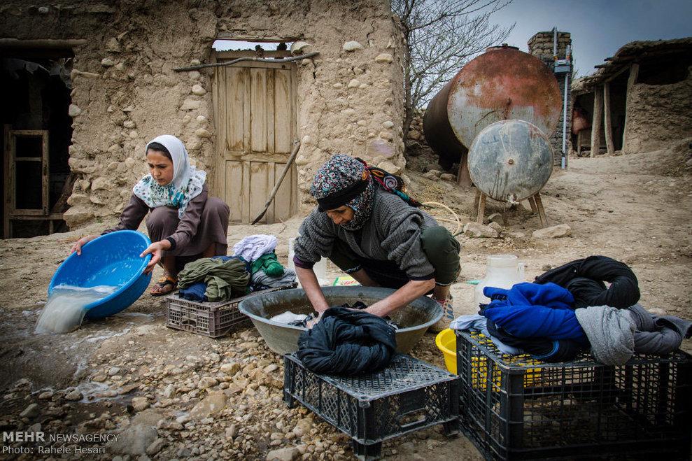 اجرای طرح مراقبت در منزل برای خانواده عایشه/ تشکر از خبرگزاری مهر