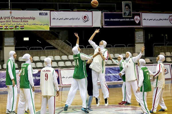 Iran set to revive Women's Islamic Games: sports minister