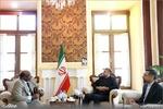 سفیر زیمباوه در تهران با امیرعبداللهیان دیدار کرد