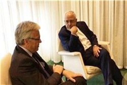 Iran, Belgium FMs meet in New York