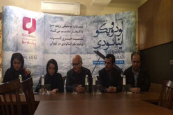 VIDEO: Ludovico Einaudi attends Q&A panel in Tehran