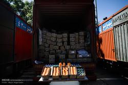 طرح امحاء کالاهای قاچاق مکشوفه